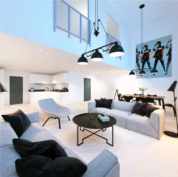 kilburn 3 lounge