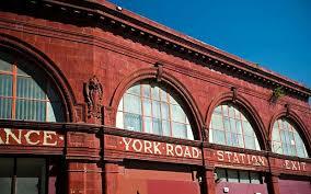 york road station